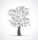 árvore — Vetorial Stock