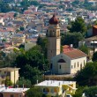 Church in the city Zakynthos. — Stock Photo