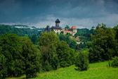 Medieval castle Sovinec. — Stock Photo