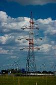 The mast. — Stock Photo