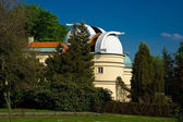 Observatory on Petrin Hill. — Stock Photo