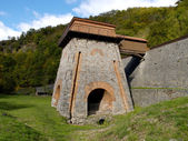 The metallurgical smelter Francis of the 18th century. — Stok fotoğraf