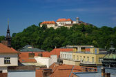 Castle Spilberk in Brno. — Stock Photo