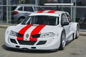 Car racing Renault Megane Trophy — Stock Photo