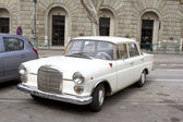 Mercedes-Benz model W110 from 60s — Stock Photo