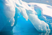 Detail of iceberg — Stock Photo