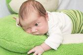 Beautifull small baby — Stock Photo