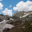 Stock Photo: Magnificent mountain scenery of Caucasus Nature Reserve