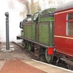 Steam Train. — Stock Photo #12099916