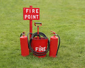 Fire Extinguiser. — Stock Photo