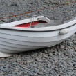 Foto Stock: Small Boat.