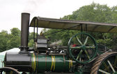 Traction Engine. — Stock Photo