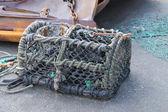 Bote de pesca. — Foto de Stock