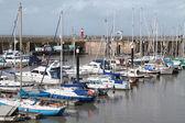 Coastal Harbour. — Stock Photo