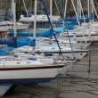 Boats in Harbour. — Foto Stock #13880944