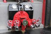 Motore fire. — Foto Stock