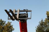 Mechanical Cherry Picker. — Stock Photo