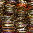 Colourful Wrist Bangles. — Stock Photo