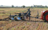 Vintage Plough. — Stockfoto