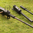 Military Heavy Guns. - Stock Photo