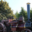 Stock Photo: Traction Engine.
