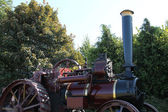 Traction Engine. — Stockfoto