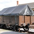 Railway Wagon. — Stock Photo