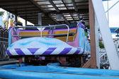 Fun Fair Ride. — Stock Photo