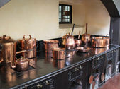 Vintage Cooking Range. — Stock Photo