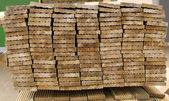 Wooden Planks. — Stock Photo