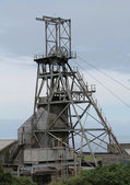 Mine Headstocks. — Stok fotoğraf
