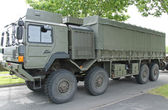 Military Transport Lorry Truck. — Foto Stock