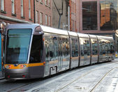 Electric Tram. — Stock Photo