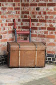 Luggage Trunk. — Stock Photo