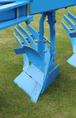 Farming Plough. — Stock Photo