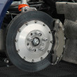 Wheel Brake. — Stock Photo #50501417