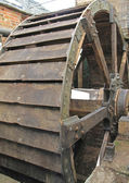 Water Wheel. — Stock Photo