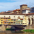 Ponte Vecchio, Florence - Stock Photo