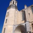 Stock Photo: Cathedral in Gerona, Catalonia, Spain