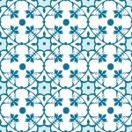 Seamless Tile Pattern — Stock Vector