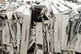 Plastic ready to be recycled — Stock Photo