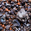 Lava Rocks close up — Stock Photo