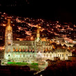 The Basilica church, Quito, Ecuador. — Stock Photo