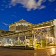 Stock Photo: Cristal palace in Itchimbipark, Quito, Ecuador