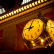 Stock Photo: Grand Central Terminal Clock, New York, USA.