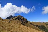 パソチョア火山, エクアドル — ストック写真