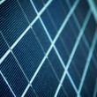 Closeup of solar panel — Stock Photo #16885491