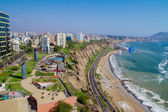 View of Miraflores Park, Lima - Peru — Photo