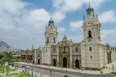 Cathedral of Lima in Peru — Stock Photo