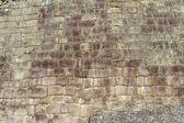 Inca wall in the city Machu-Picchu,Peru — Stock Photo